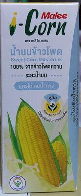 Malee sweet corn milk drink - Product - en
