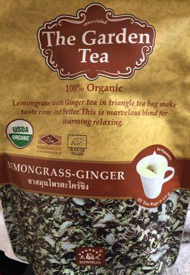 The garden tea - Product - fr