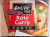 Rote Curry Paste - Produit