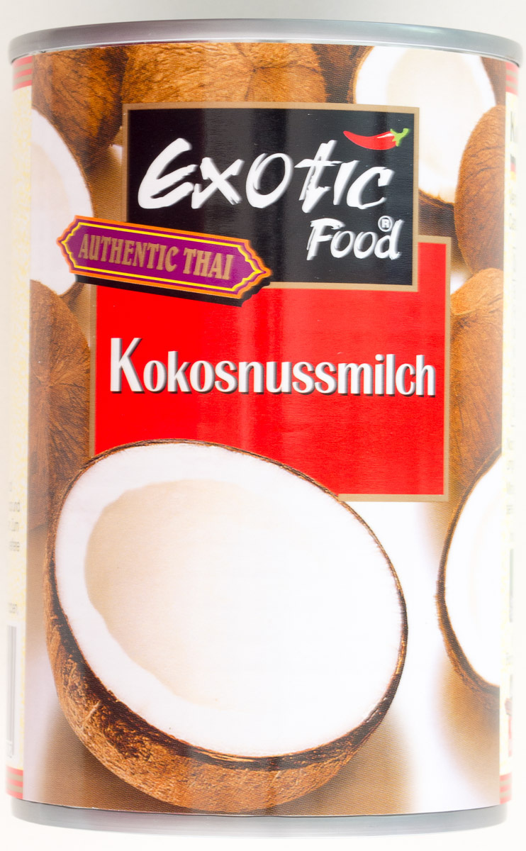 Kokosnussmilch - Produit - de