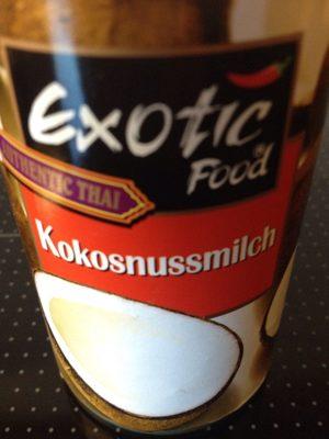 Kokusnussmilch - Produit - fr