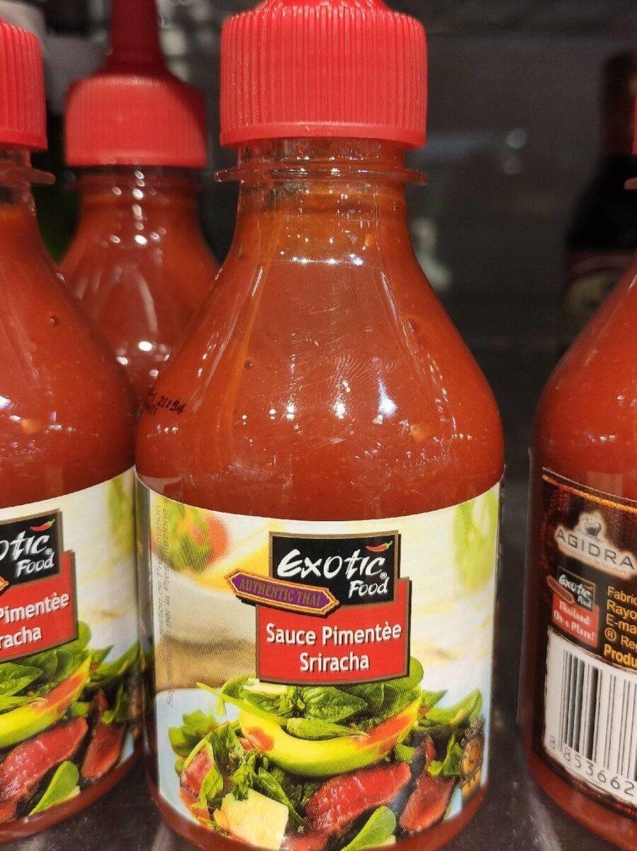 Sauce pimentée sriracha - Product - fr