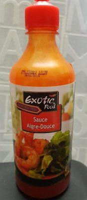 Exotic Food Süß saure Sauce - Product - fr