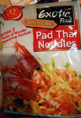 calorie Nouilles Pad Thaï