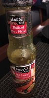 Hot Sweet Chili Sauce - Produit - fr