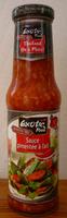 Sauce pimentée à l'ail - Product - fr