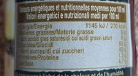 Sauce Pour Nems - Informations nutritionnelles - fr