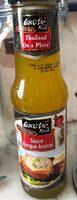 Sauce Mangue Ananas - Product - fr
