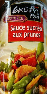 Sauce aux prunes - Produit - fr