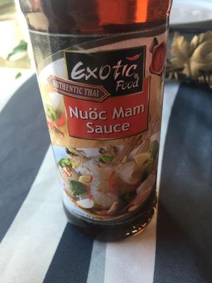 Nuöc mam sauce - Produit - fr