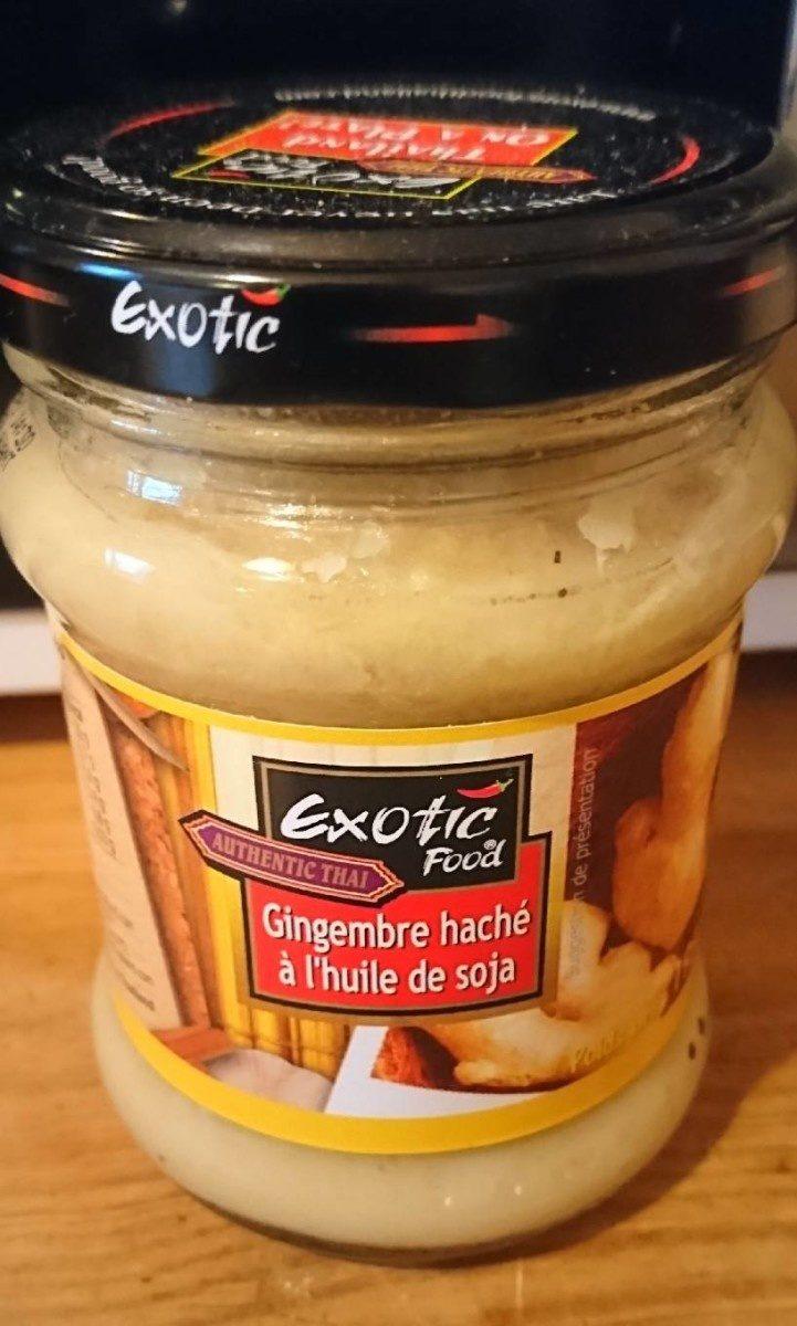 Gimgembre haché à l'huile de soja - Produit - fr