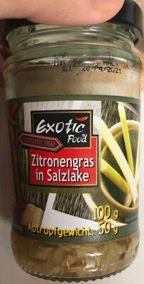 Zitronengras in Salzlake - Produit - de