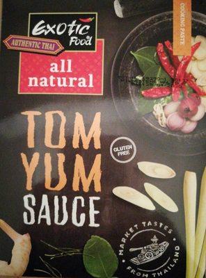 Tom yum sauce - Produit - fr