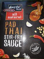 Pad thai  stir fry sauce - Produit - fr