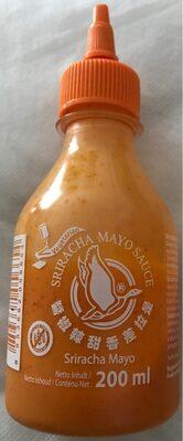 Sriracha Mayo Sauce - Produit - fr