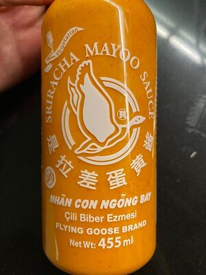 Srircha Mayoo Sauce - Product - de