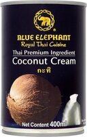 Thai Premium Ingredient Coconut Cream - Prodotto - de