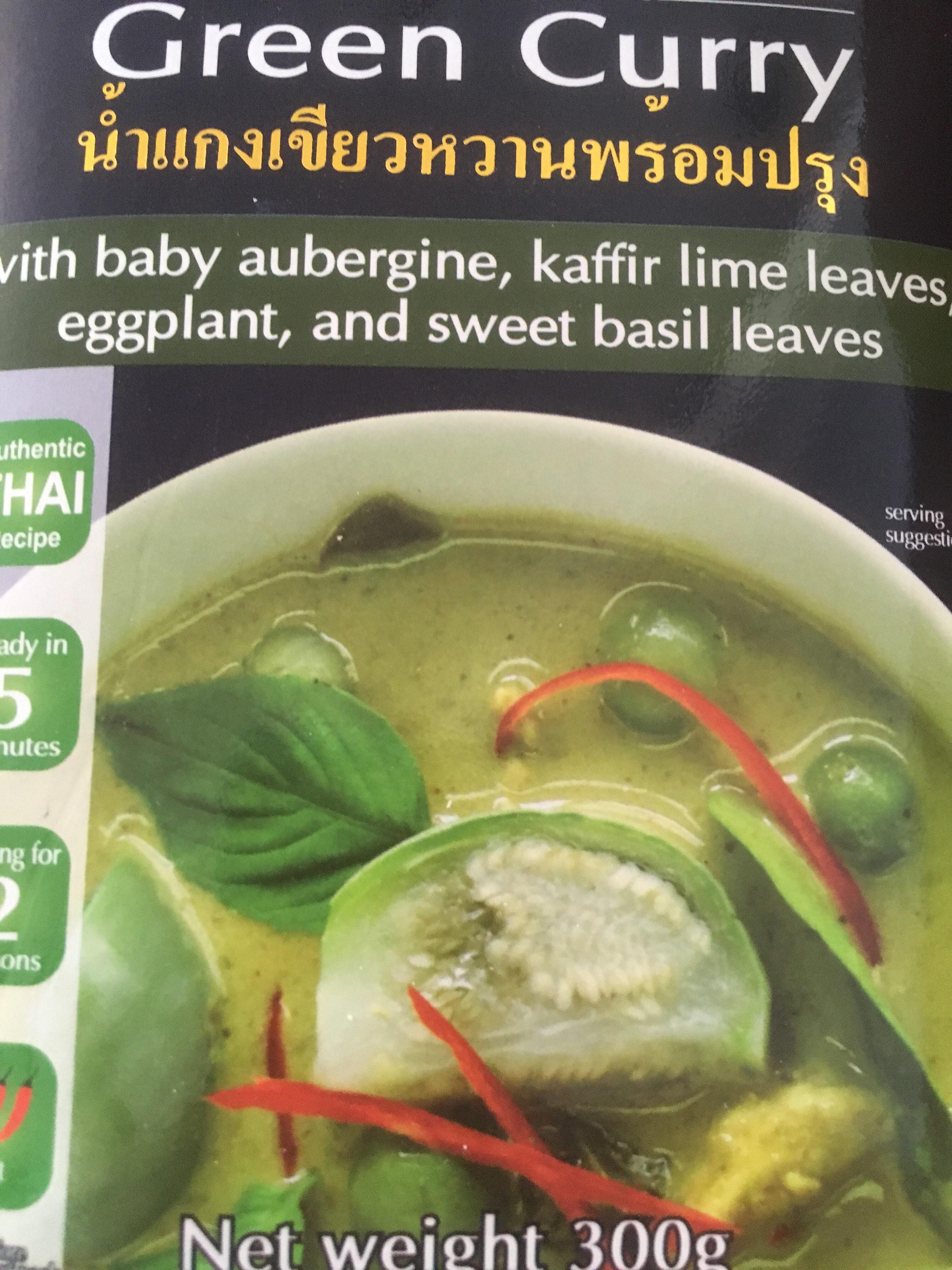 Blue Elephant Sauce De Curry Vert 300G - Produit