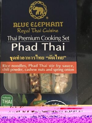 Royal Thai Cuisine Thai Premium Cooking Set Phad Thai - Product - fr