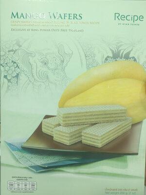 Mango wafers - Produit - en
