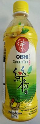 OISHI green tea - Product