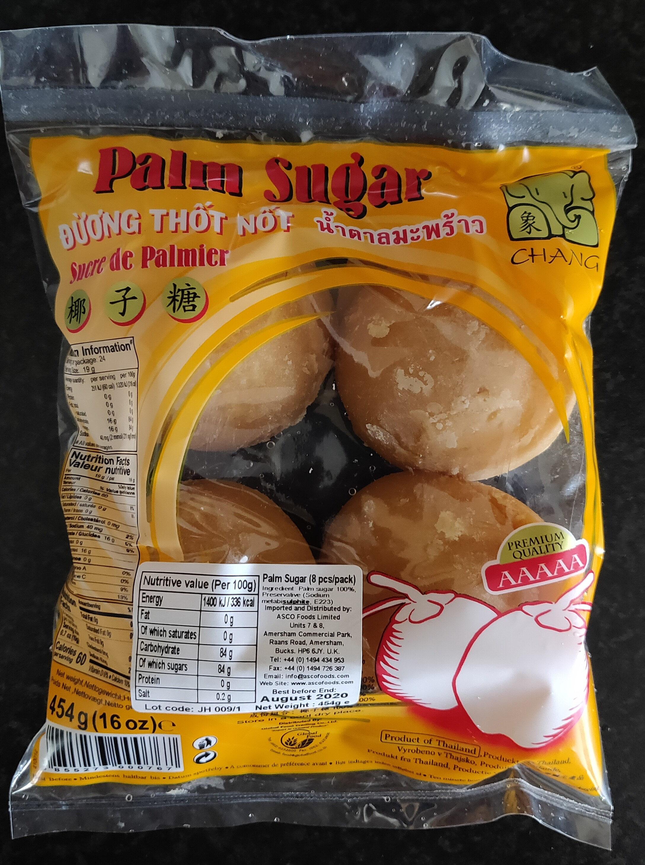 Palm sugar - Product - en