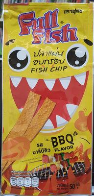 ปลาแผ่นอบกรอบรสบาร์บีคิว - Prodotto - th