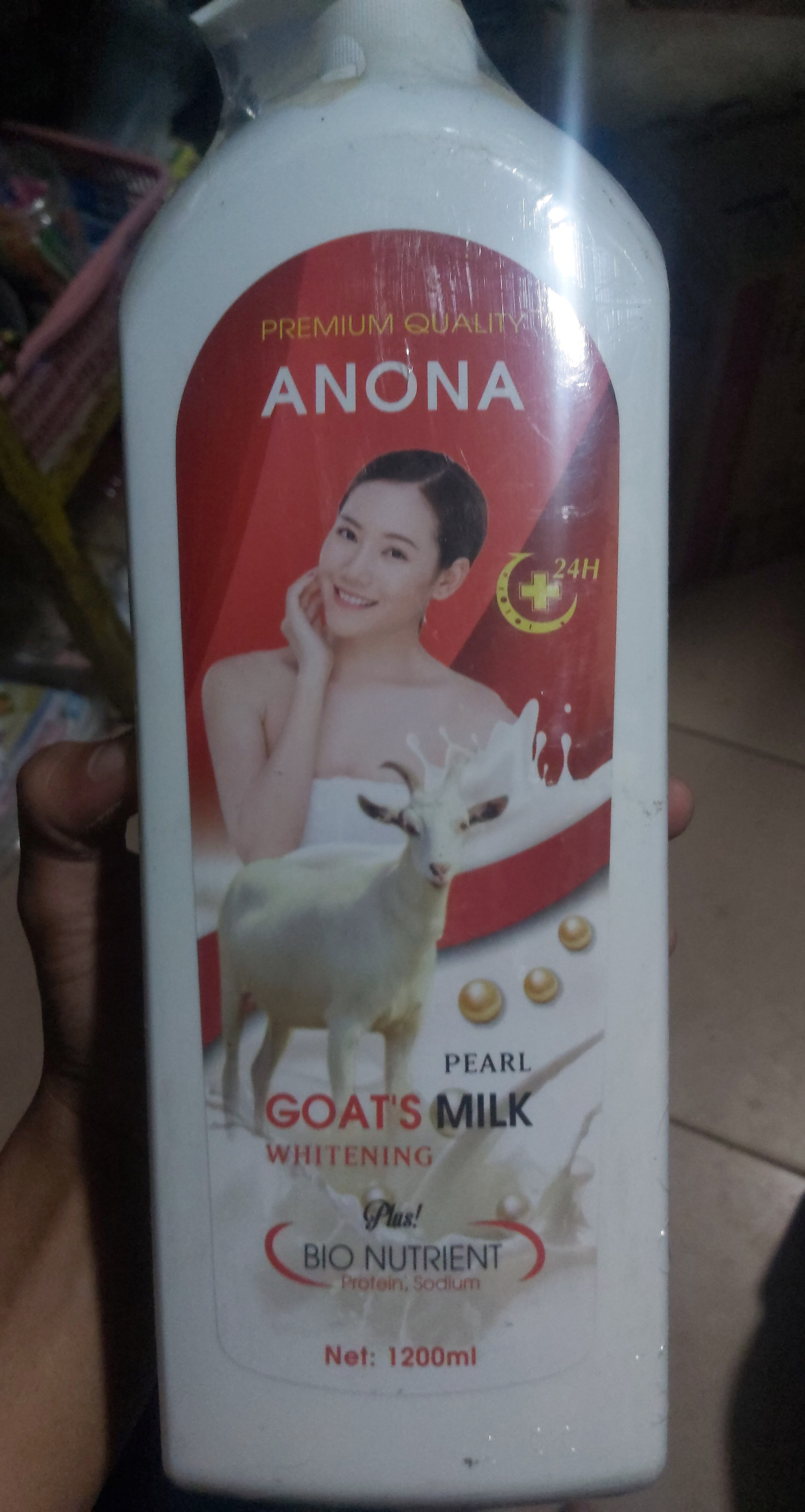 ANONA - Product - km
