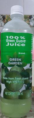 น้ำฝรั่งเขียว - Product - th