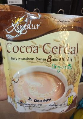 เครื่องดื่มธัญญาหารสำเร็จรูป รสโกโก้ - Product