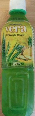 Boisson à l'Aloe Vera saveur Ananas - Produit