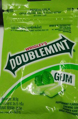 Wrigley's Doublemint Gum - Product