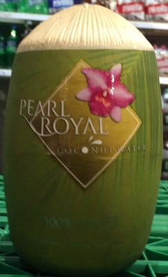 Pearl Royal, Coconut Water - Product