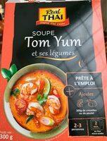 Soupe Tom Yum - Produit