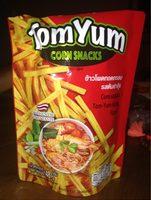 Corn Snacks - Produkt - fr