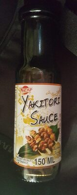 Yakitori Sauce, Maxchup, 150 ML - Produit - fr