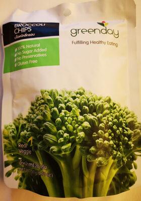 Broccoli chips - Product - en
