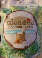 Coconut Chips Caramel - Product - fr