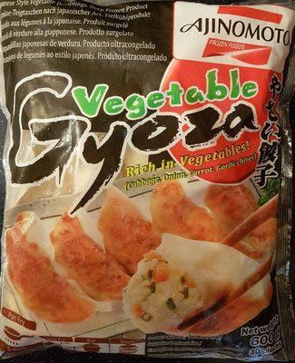 Gyoza - Raviolis aux Légumes à la Japonaise - Product - fr
