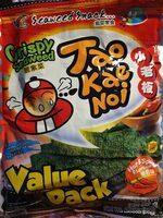 Crispy Seaweed - Product - en