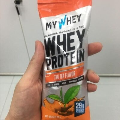 My Whey Thai Tea flavored - Product - en