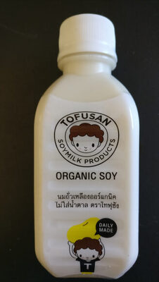 Tofusan soy milk - Product