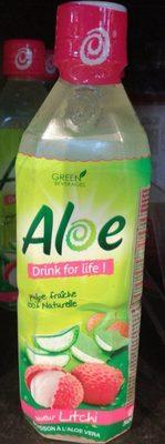 Aloe Drink for life - Produit