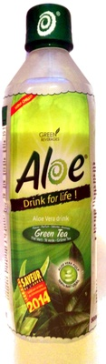 Aloe Drink for Life! - Product