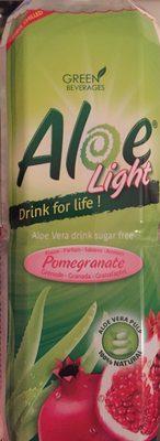 Aloe light - Product - fr