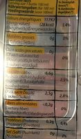 Aloe - Informations nutritionnelles - fr