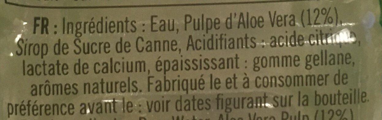 Eloa mangue - Ingrédients - fr