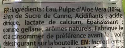 Aloe - Ingredients - fr