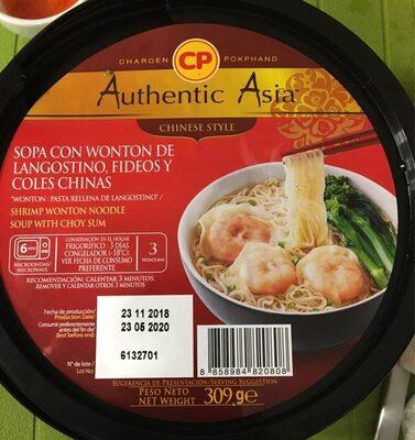 Authentic asia - Product - es
