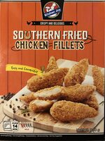 Southern fried chicken fillets - Product - de
